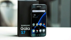 Unlocked Galaxy S7 (Never taken out of case)