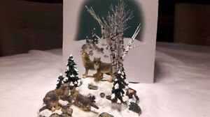 Christmas village accessory. Dept. 56 Heirloom going cheap. Kitchener / Waterloo Kitchener Area image 3
