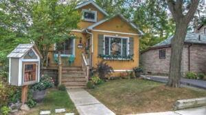 Just Listed Cozy bungalow for LEASE!