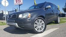 2010 Volvo XC90 P28 MY11 V8 Geartronic Executive Grey 6 Speed Sports Automatic Wagon Doveton Casey Area Preview