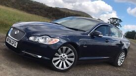 Jaguar XF Premium Luxury Edition 2008/08 Top Spec FJSH 1 Owner From New