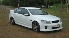 2006 Holden Commodore VE SV6 White 5 Speed Sports Automatic Sedan Winnellie Darwin City Preview