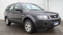 2007 Ford Territory SY TX AWD Grey 6 Speed Sports Automatic Wagon Bundoora Banyule Area Preview