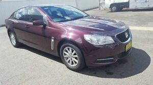 2014 Holden Commodore VF MY14 Evoke Purple 6 Speed Sports Automatic Sedan Wodonga Wodonga Area Preview