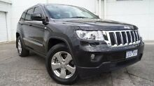 2012 Jeep Grand Cherokee WK MY2013 Laredo Black 5 Speed Sports Automatic Wagon Bundoora Banyule Area Preview