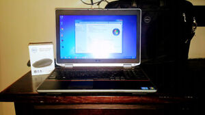 """Dell E6520 13.3"""" Laptop Bundle - EUC - With Extras! LOADED"""
