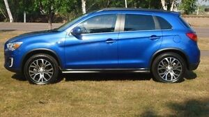 2015 Mitsubishi ASX XB MY15 LS 2WD Blue 6 Speed Constant Variable Wagon Winnellie Darwin City Preview