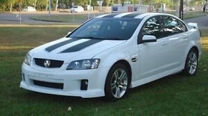 2009 Holden Commodore VE MY09.5 SV6 White 5 Speed Sports Automatic Sedan Winnellie Darwin City Preview