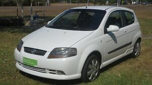 2006 Holden Barina TK White 5 Speed Manual Hatchback Winnellie Darwin City Preview