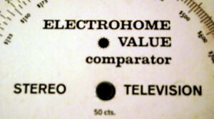 value comparator by electrohome-$2 Kitchener / Waterloo Kitchener Area image 3