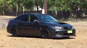 2012 Subaru Impreza G3 MY12 WRX Club Spec AWD Grey 5 Speed Manual Sedan Winnellie Darwin City Preview