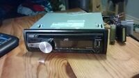 JVC Car Stereo in Perfect Condition
