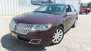 2011 Lincoln MKZ Leather | Local Trade In