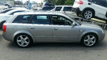 2005 Audi A4 B7 Avant Multitronic Silver 7 Speed Constant Variable Wagon