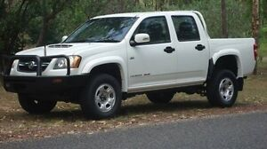 2011 Holden Colorado RC MY11 LX Crew Cab White 5 Speed Manual Cab Chassis Winnellie Darwin City Preview