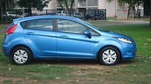 2010 Ford Fiesta WS Econetic Blue 5 Speed Manual Hatchback Winnellie Darwin City Preview