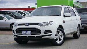 2011 Ford Territory SZ TX Seq Sport Shift AWD White 6 Speed Sports Automatic Wagon Mentone Kingston Area Preview