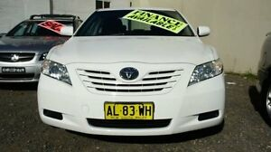 2006 Toyota Camry ALTISE White Automatic Sedan Lansvale Liverpool Area Preview