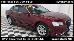 2016 Chrysler 300 Touring - Heated Leather & Sunroof