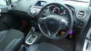 2015 Ford Fiesta WZ MY15 Silver 6 Speed Sports Automatic Dual Clutch Hatchback Bundoora Banyule Area Preview