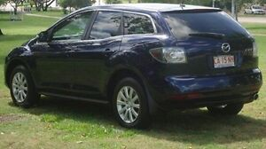2011 Mazda CX-7 ER10L2 Classic Activematic Blue 5 Speed Sports Automatic Wagon Winnellie Darwin City Preview