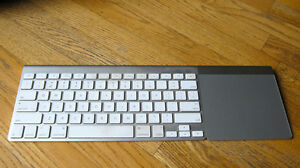 Apple Wireless Keyboard and magic Trackpad/mouse