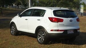 2014 Kia Sportage SL MY14 Si 2WD Premium White 6 Speed Sports Automatic Wagon Winnellie Darwin City Preview