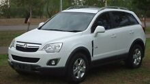 2010 Volkswagen Tiguan 5N MY10 103TDI 4MOTION Grey 6 Speed Sports Automatic Wagon Winnellie Darwin City Preview