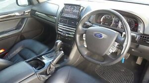 2012 Ford Falcon FG MkII G6E Turbo Blue 6 Speed Sports Automatic Sedan Bundoora Banyule Area Preview