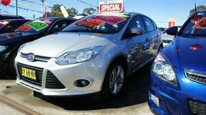 2014 Ford Focus TREND Silver Automatic Hatchback Lansvale Liverpool Area Preview