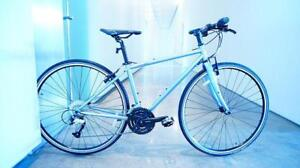 "JAMIS 2015 CODA COMP FEMME HYBRID BICYCLE 14"" AND 16"""