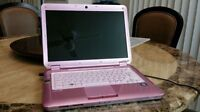 Sony Laptop Pink Windows 7 Selling Very Cheap 1st To Pickup $249