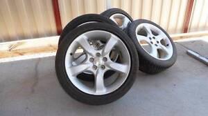 """Subaru 17"""" Alloy Rims & Tyres Calwell Tuggeranong Preview"""