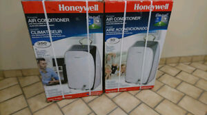2-HONEYWELL PORTABLE AIR CONDITIONER-Never Been Use-10,000 Btu