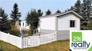 Mobile Home In Bentley Lacombe - Listed By 2% Inc.