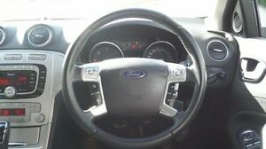 2007 Ford Mondeo MA TDCi Silver 6 Speed Sports Automatic Hatchback Bundoora Banyule Area Preview