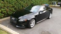AUDI A4 SLINE 2010 148000KM AUTOMATIC 19IN SUMMER 17IN WINTER