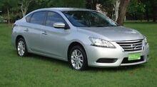2013 Nissan Pulsar B17 ST Silver 6 Speed Manual Sedan The Narrows Darwin City Preview