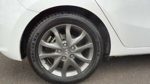 2010 Hyundai i30 FD MY11 Trophy White 4 Speed Automatic Hatchback Morwell Latrobe Valley Preview