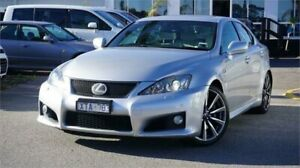 2010 Lexus IS USE20R MY10 IS F Silver 8 Speed Sports Automatic Sedan Mentone Kingston Area Preview