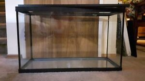 A Reptile tank with screen top for sale $40
