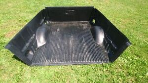 Ford F150 factory bed liner