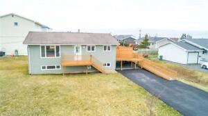 4 bedroom home on huge lot in Eastern Passage! 9 Romkey Drive