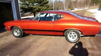 Rare 1968 Pontiac Beaumont SD Fully Resorted