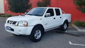 2014 Nissan Navara D22 S5 ST-R White 5 Speed Manual Utility Cannington Canning Area Preview