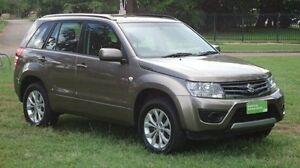 2013 Suzuki Grand Vitara JB MY13 Prestige Brown 4 Speed Automatic Wagon Winnellie Darwin City Preview