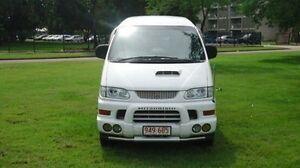 2000 Mitsubishi Delica White Automatic Van Winnellie Darwin City Preview