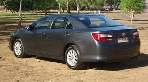 2013 Toyota Camry ASV50R Altise Grey 6 Speed Sports Automatic Sedan Winnellie Darwin City Preview