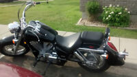 2008 Honda Shadow 750 Reduced from 4900 to 4700 $