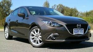 2016 Mazda 3 BM5238 SP25 SKYACTIV-Drive Bronze 6 Speed Sports Automatic Sedan Wilson Canning Area Preview